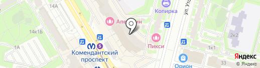 Справка Нева на карте Санкт-Петербурга