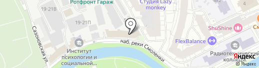 Эксперт на карте Санкт-Петербурга