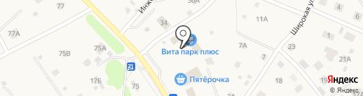 Витапарк на карте Агалатово