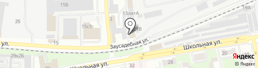ТехСтар на карте Санкт-Петербурга