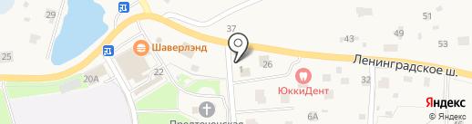 Почтовое отделение №652 на карте Юкк