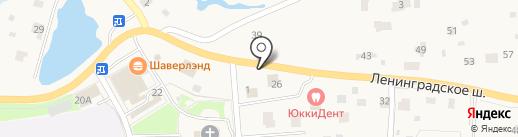 Администрация сельского поселения Юкковское на карте Юкк