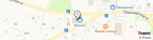 XL на карте Агалатово