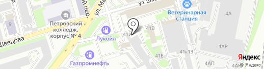 СтройРеанимация на карте Санкт-Петербурга