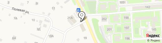 Шиномонтажная мастерская на карте Агалатово