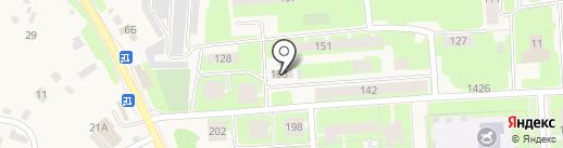 Магазин мебели на ул. Агалатово на карте Агалатово