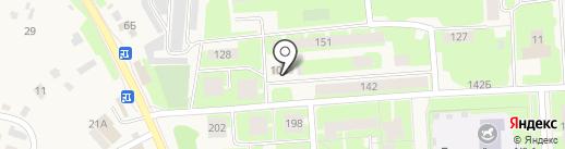 Магазин мебели на карте Агалатово