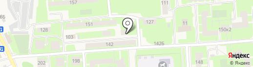 Продуктовый магазин на карте Агалатово