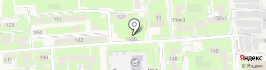 Магазин хозяйственных товаров на карте Агалатово