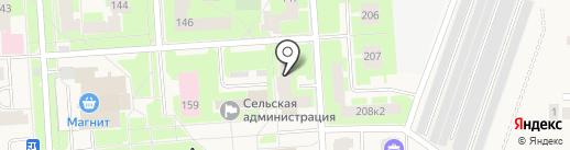 Банкомат, Северо-Западный банк Сбербанка России на карте Агалатово