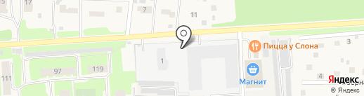 Барская усадьба на карте Агалатово