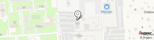 АМЗ на карте Агалатово
