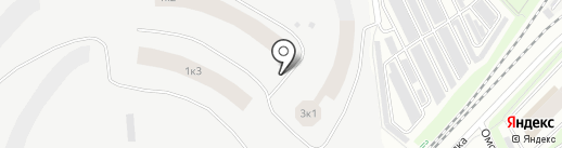 КиТ на карте Санкт-Петербурга