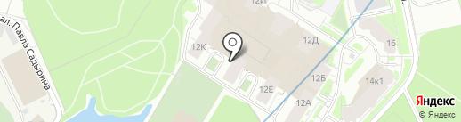 Международный институт эстетической медицины на карте Санкт-Петербурга