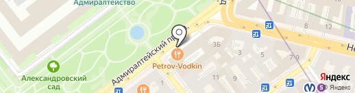 Государственный музей политической истории России на карте Санкт-Петербурга