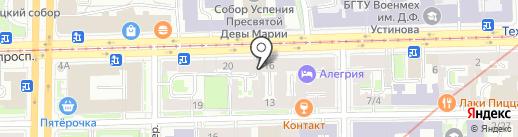 Нотариусы Дербина О.В. и Жданова Т.В. на карте Санкт-Петербурга