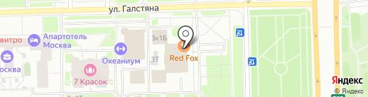 ЗОЛОТОВ на карте Санкт-Петербурга