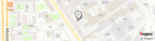 АЛЕФ ГРУПП на карте Санкт-Петербурга