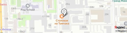 Норматив на карте Санкт-Петербурга
