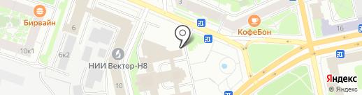 Digicom на карте Санкт-Петербурга