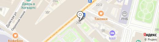 SV Translation на карте Санкт-Петербурга
