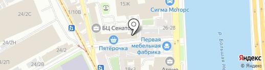 БиоЛайн на карте Санкт-Петербурга