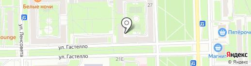 ЛДР-Строй на карте Санкт-Петербурга