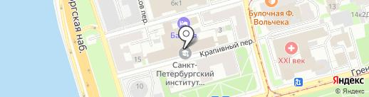 Невская Торговая Компания на карте Санкт-Петербурга
