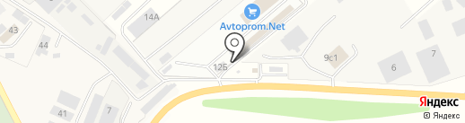 Автопром на карте Вартемяг