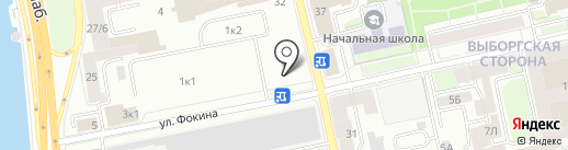 Вест Медика СПб на карте Санкт-Петербурга