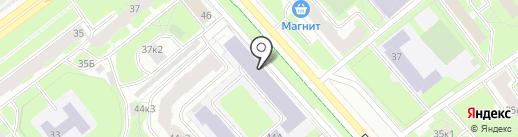 KHACHETTI на карте Санкт-Петербурга