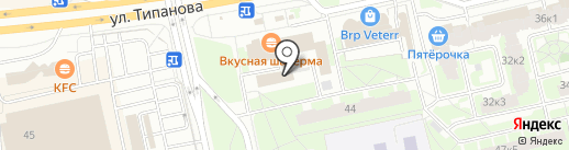 Физкультура и Здоровье, ГБУ на карте Санкт-Петербурга