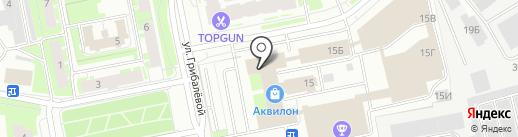 ТрансСтрой-Инструмент на карте Санкт-Петербурга