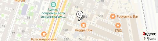 Отдел судебных приставов по Центральному району на карте Санкт-Петербурга