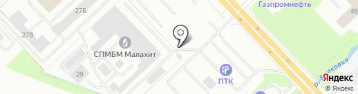 Moto-Tech на карте Санкт-Петербурга