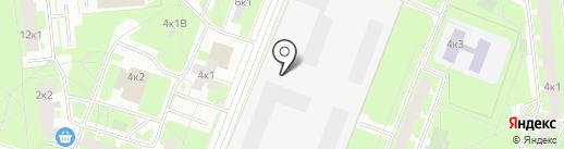 Deteks.ru на карте Санкт-Петербурга
