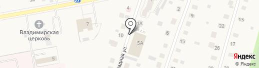 Мастер Ком на карте Коммунара