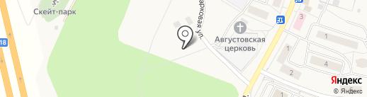Ленинградский Рок-Клуб на карте Бугров