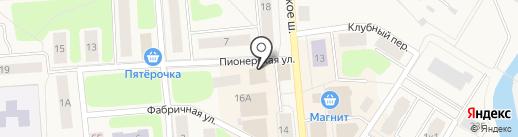 Платежный терминал, Сбербанк, ПАО на карте Коммунара