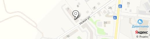 Villa Hills на карте Бугров
