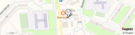 Магазин женской одежды на карте Коммунара
