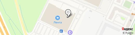 Банкомат, Банк ВТБ 24, ПАО на карте Бугров