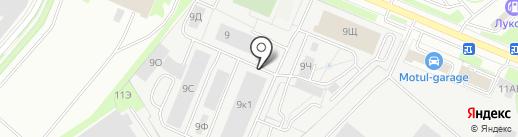 Антикор на карте Санкт-Петербурга