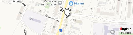 БУК на карте Бугров