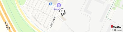 Энфилд на карте Бугров