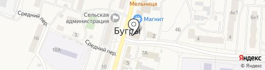 Магазин разливного пива на Шоссейной на карте Бугров