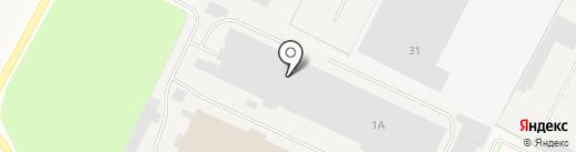 Гурман-Фиш на карте Бугров