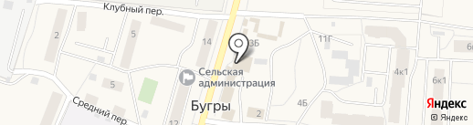 Лидер на карте Бугров