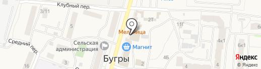 Союз на карте Бугров