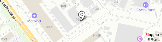 ПЕТРОАВИАМОНТАЖ, ЗАО на карте Санкт-Петербурга